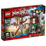 Lego Ninjago Insula Tiger Widow 70604